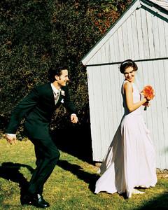 Eco-Friendly Gowns and Bridesmaid Dresses  Martha Stewart Weddings