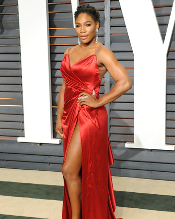 Serena Williams Red Carpet