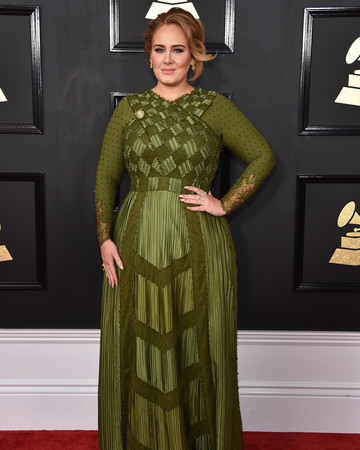 Adele Grammy Awards 2017