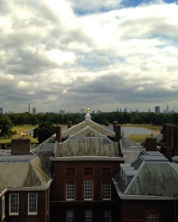 Kensington Palace Rooftop