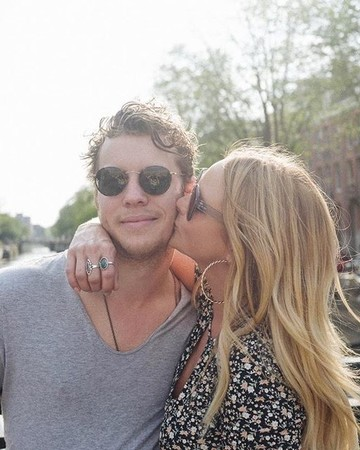 Miranda Lambert and Anderson East
