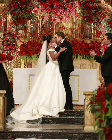 Scandal Wedding Scene