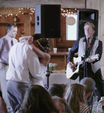 Rascal Flatts crashing a wedding
