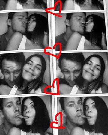 Channing Tatum and Jenna Dewan Tatum Anniversary Photos