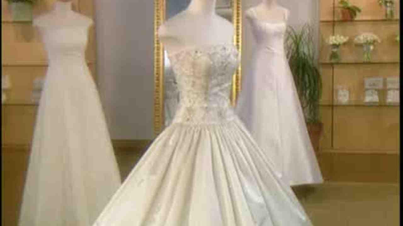 Video: Wedding Dress Embellishments | Martha Stewart Weddings