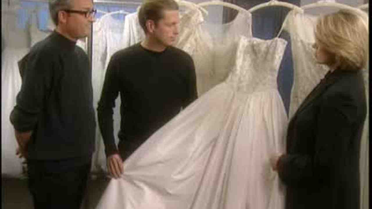 Video: Badgley Mischka Wedding Gowns, Part 1 | Martha Stewart Weddings