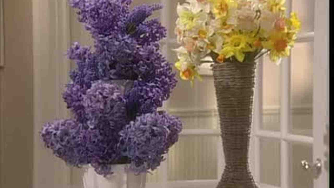 Video Spring Flowers For Pretty Flower Arrangements Martha