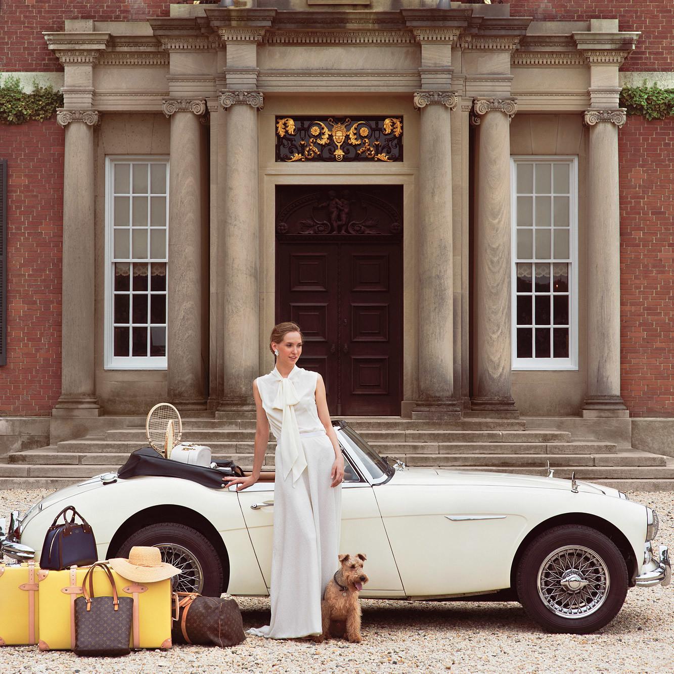 Marthastuart Marthastuart: Great Gatsby-Inspired Wedding Ideas
