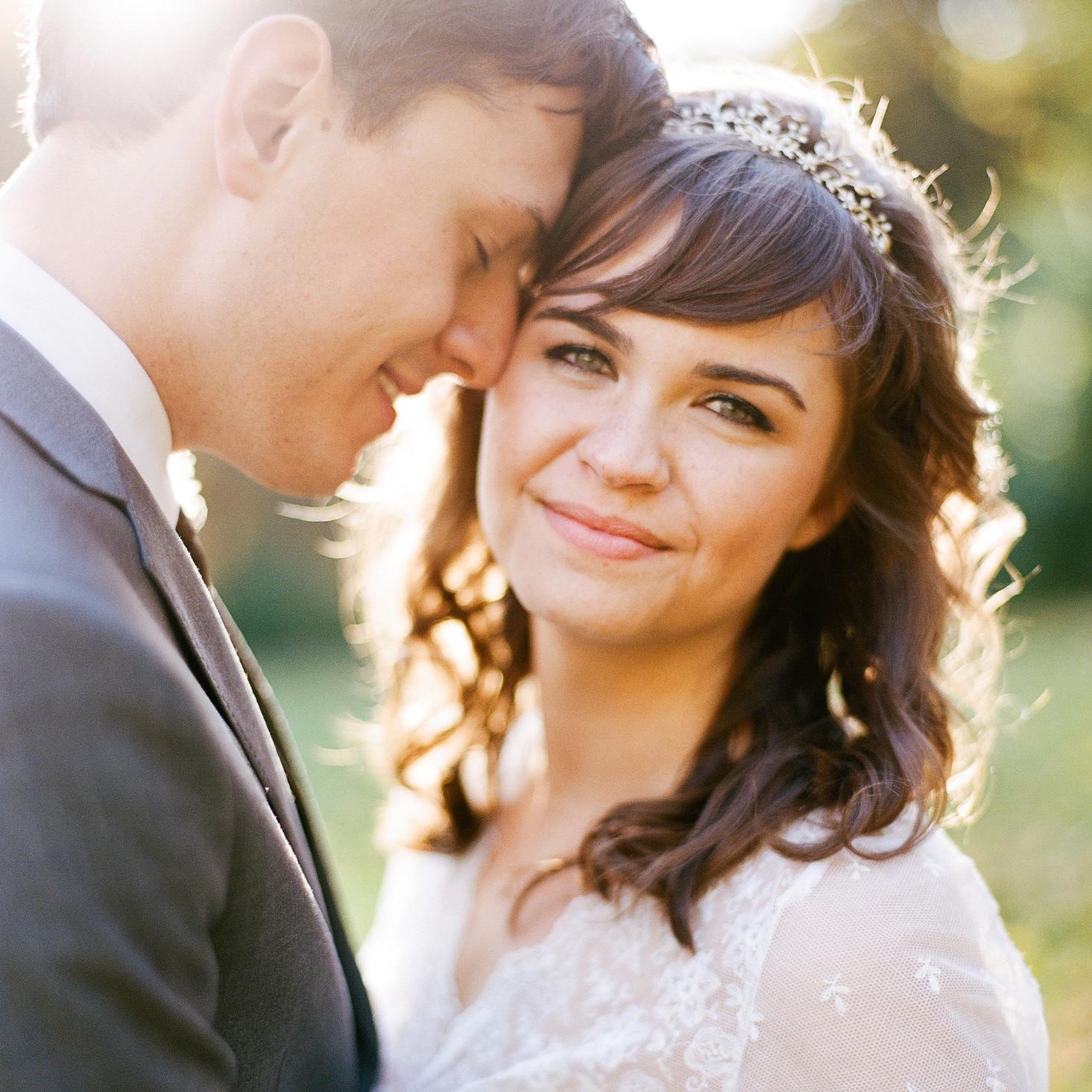 A DIY Autumn-Inspired Wedding In Indiana