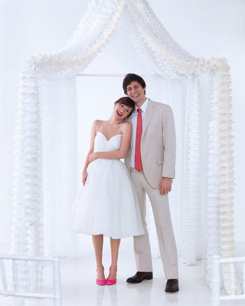 Wedding Altar Groomsmen: Wedding Altar And Aisle Decorations