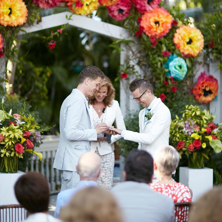 Celebrity Wedding Etiquette: Your Same-Sex Wedding Etiquette Questions—Answered