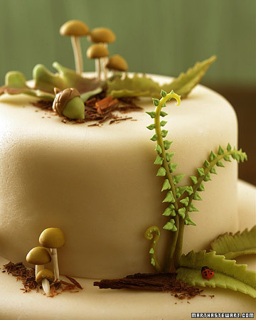 how to make marzipan gravestones for a cake