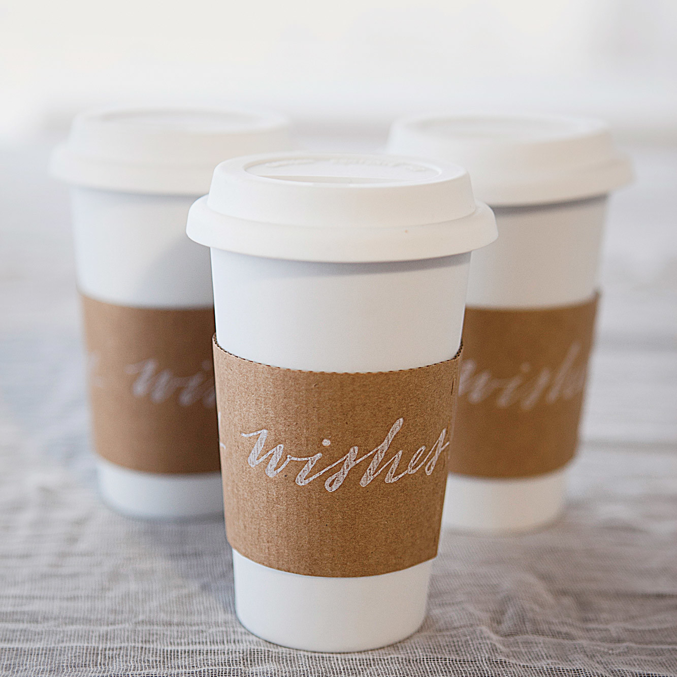 14 Creative Ways To Serve Coffee At Your Wedding Martha