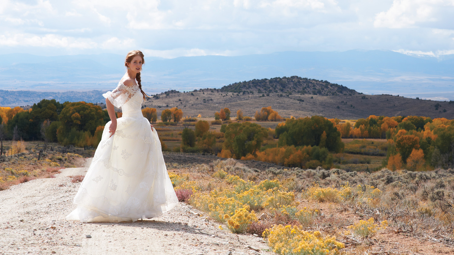The Best Outdoor Wedding Dresses