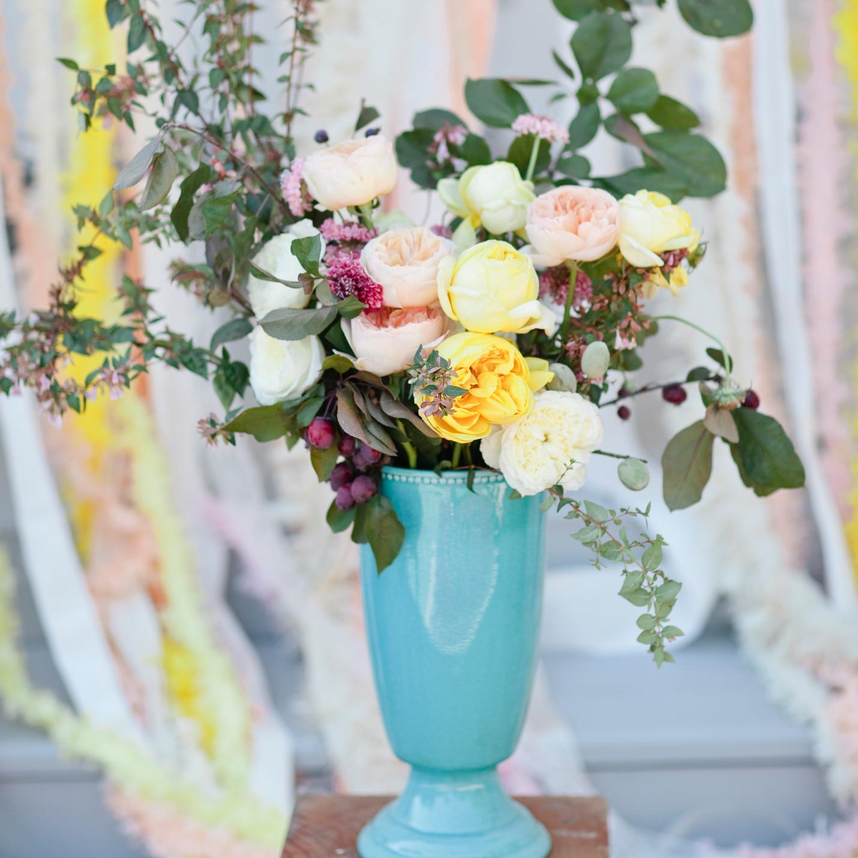 Martha Stewart Wedding Flowers Centerpieces : Classic wedding centerpieces martha stewart weddings