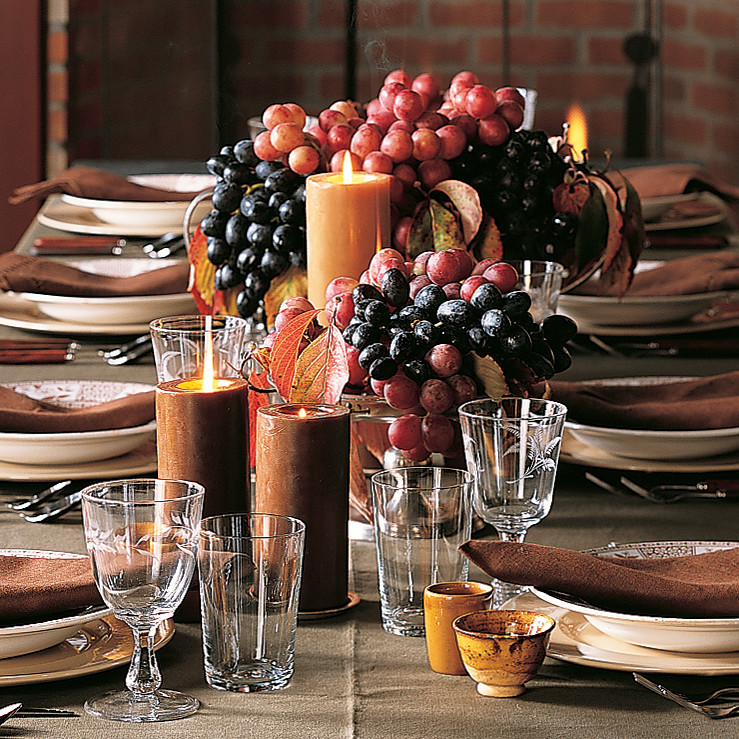 25 Wedding Centerpieces Bursting With Fruits And