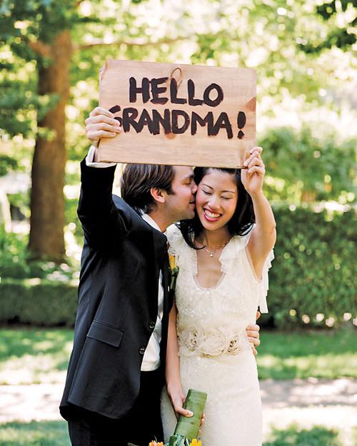 A Casual Outdoor Wedding In California