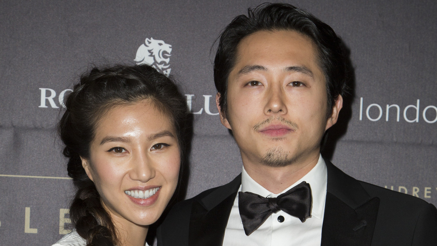 Steven Yeun Of The Walking Dead Marries Joana Pak