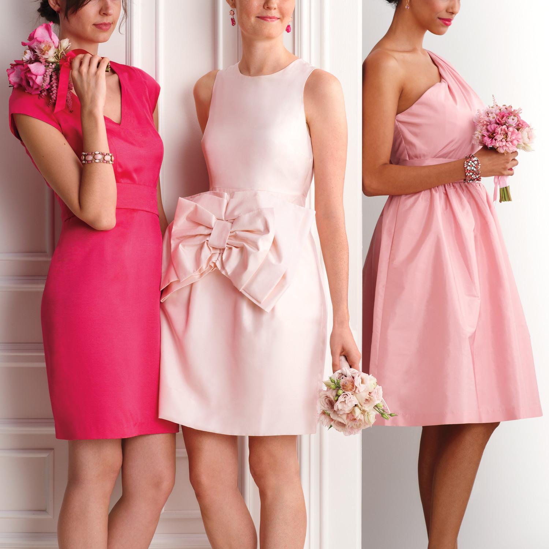 Цвет платья на свадьбу гостье фото