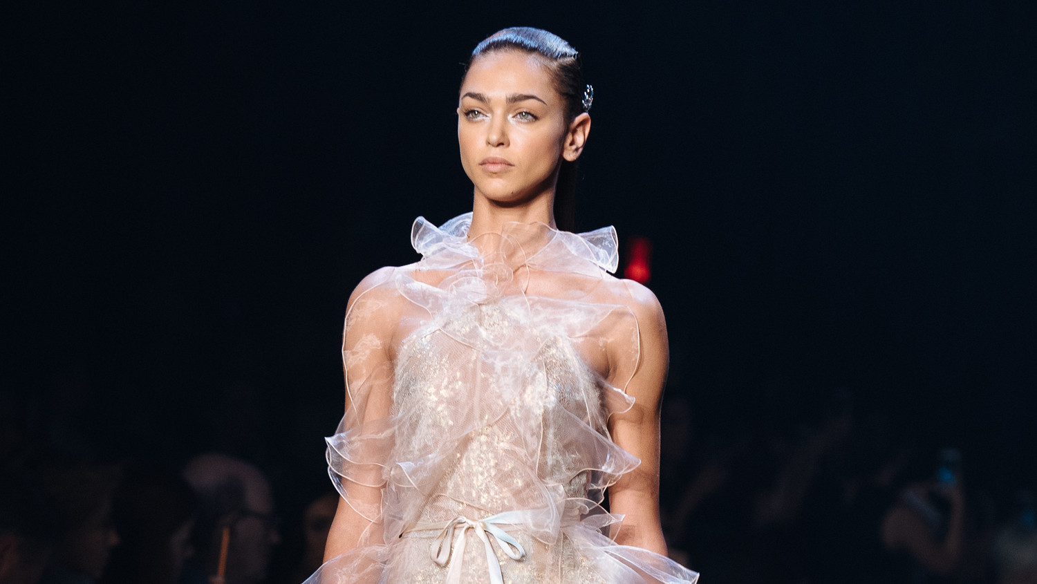 Vows Wedding Dresses Nyc : New york fashion week looks that could double as wedding dresses