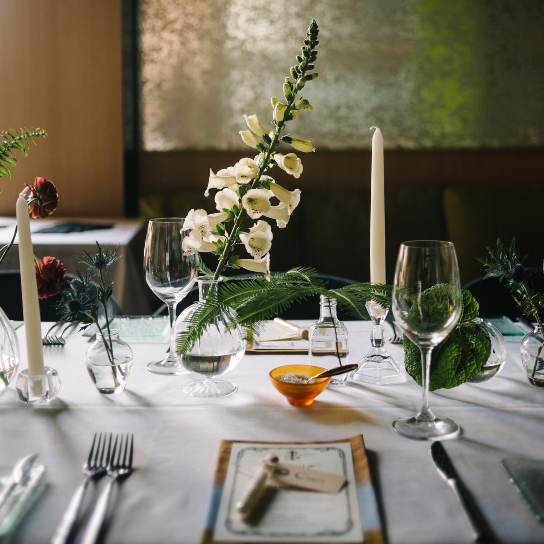 Modern Wedding Ideas: Modern Wedding Centerpieces