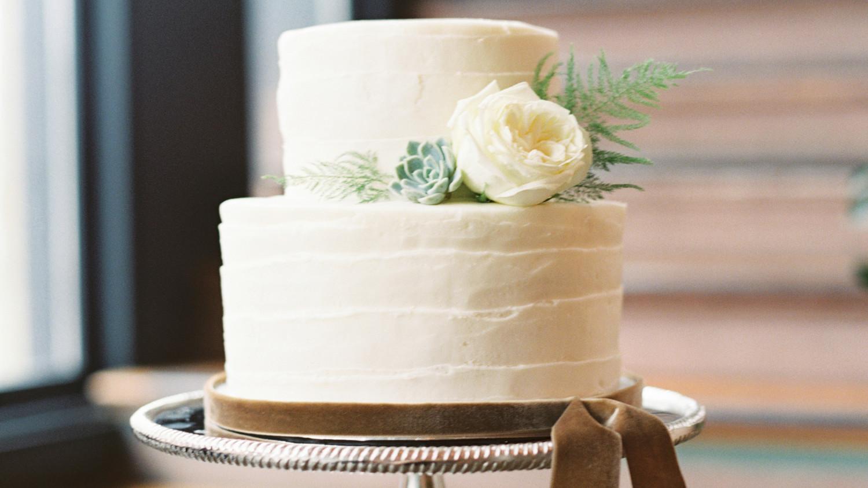34 Small Wedding Cakes With A Big Presence Martha