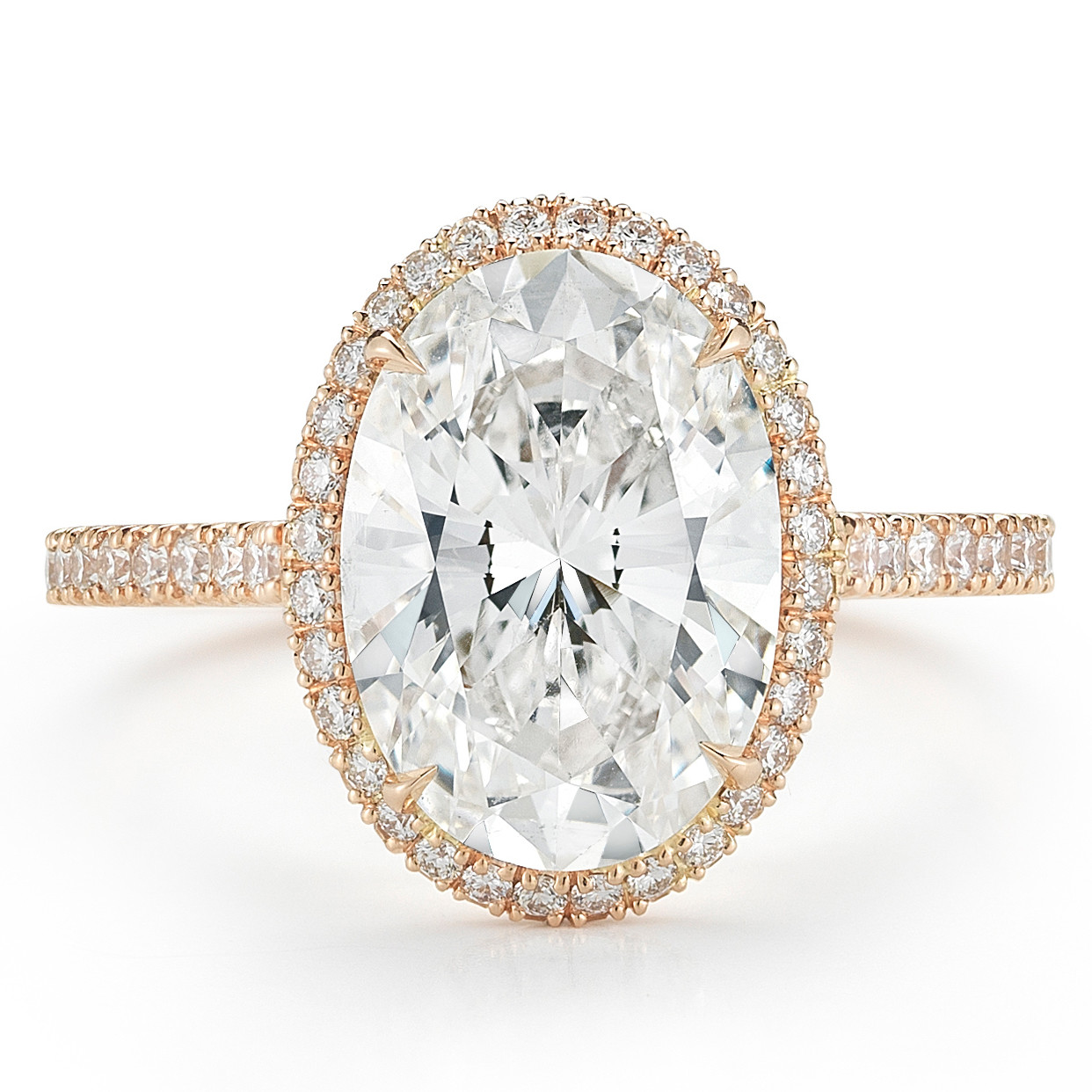 10 oval engagement rings for the bride to be martha stewart weddings
