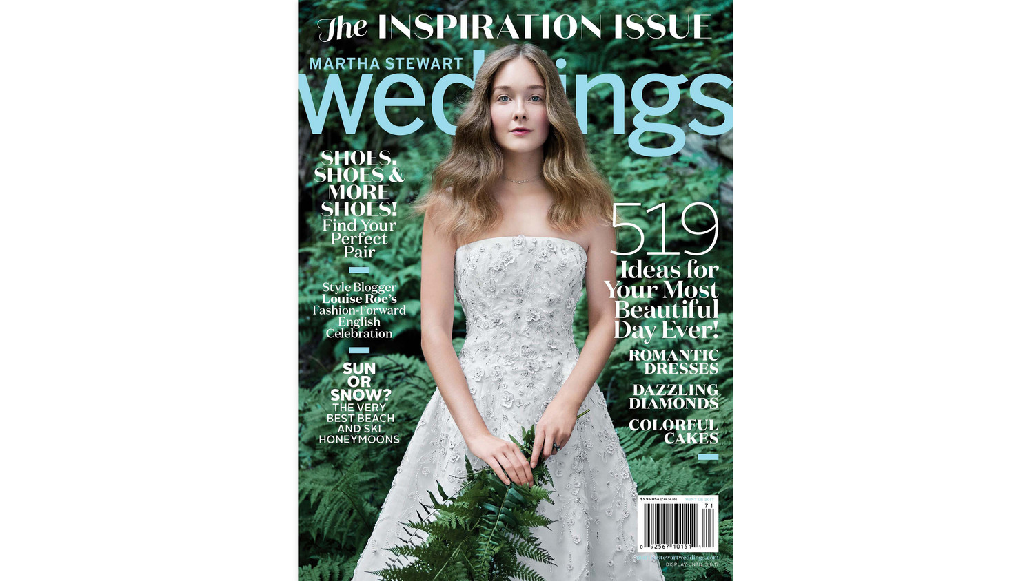 Martha Stewart Weddings: Get A First Look At Our Latest Winter Issue!