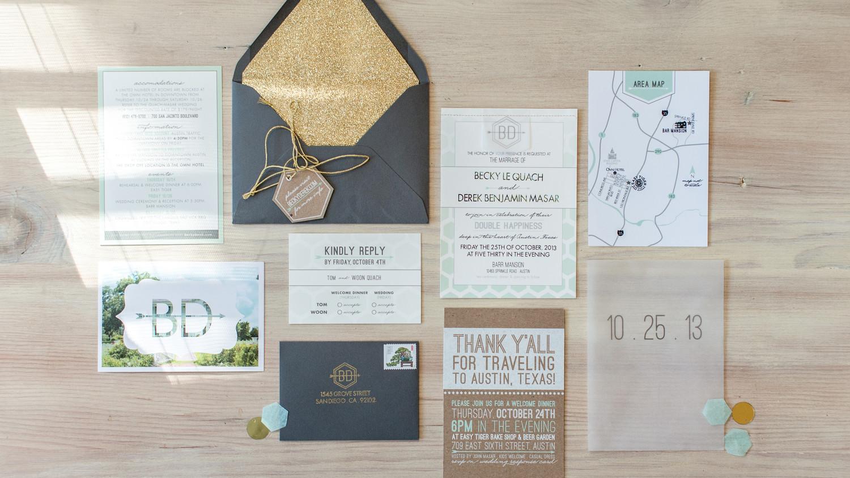 Martha Stewart Wedding Invitation: 4 Steps For Creating Your Wedding Invitation Stationery