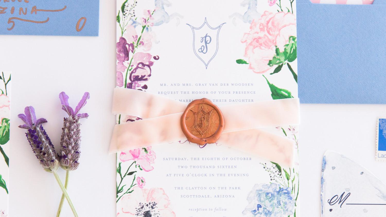 Martha Stewart Wedding Invitation: 46 Fresh Summer Wedding Invitations