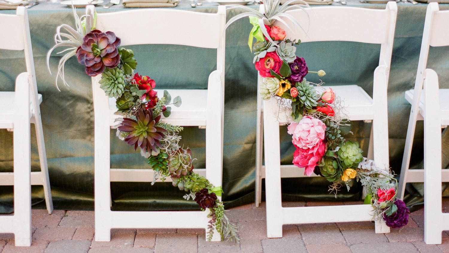 Martha Stewart Weddings: 36 Ideas For Using Succulents At Your Wedding