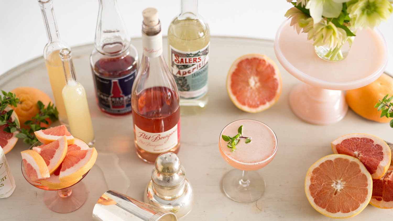 Spring Signature Cocktail Ideas