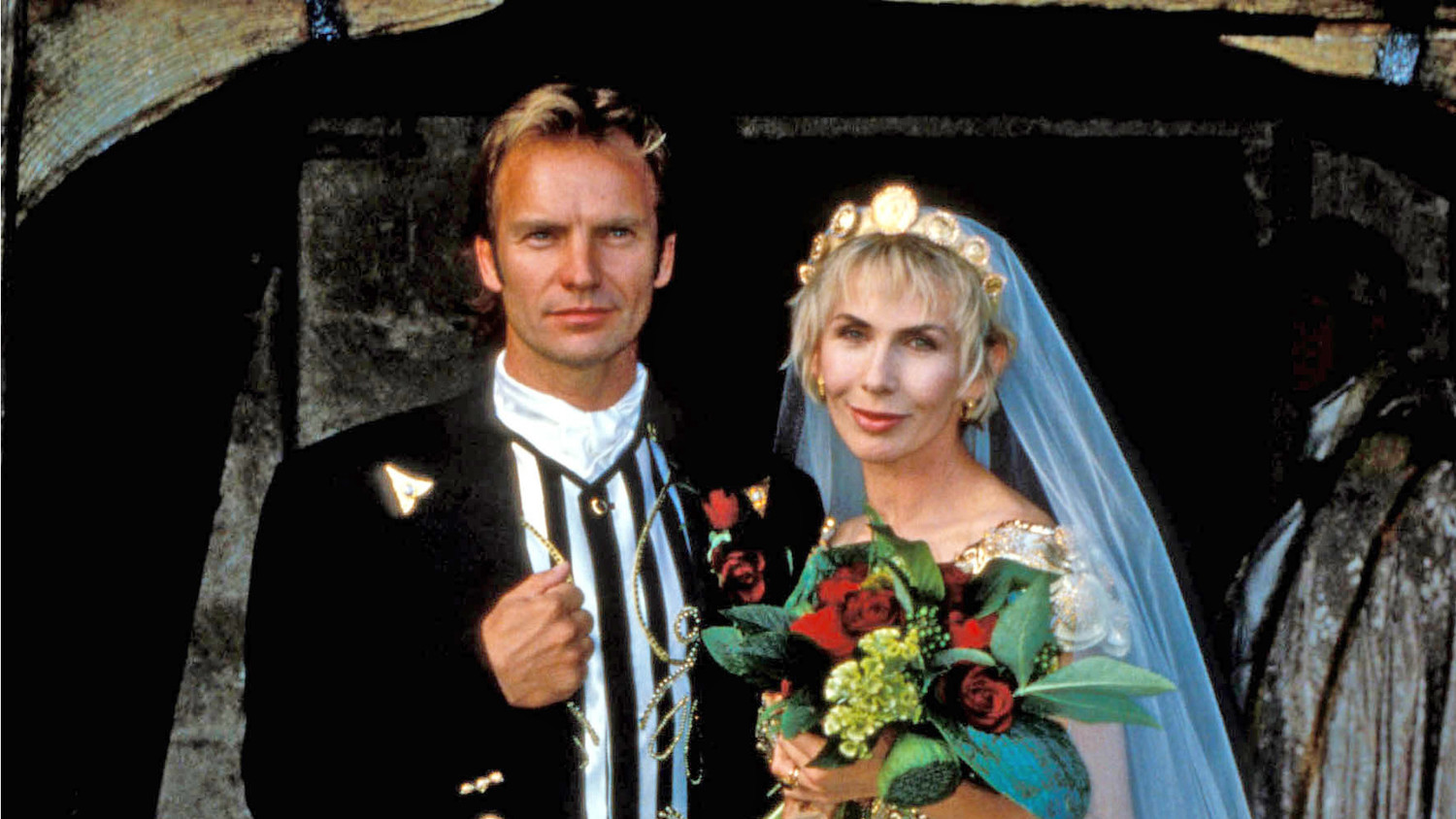 Ways to get inspired by sting and trudie styler s romantic meets