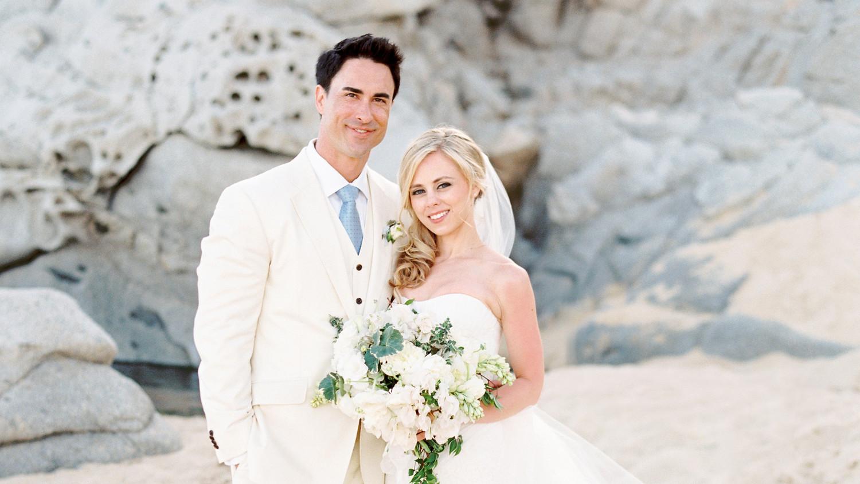 Martha Stewart Weddings: A Relaxing, Ocean-Front Wedding In Cabo