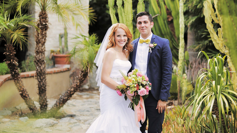 Katie Leclerc And Brian Habecost S Fun Palm Springs