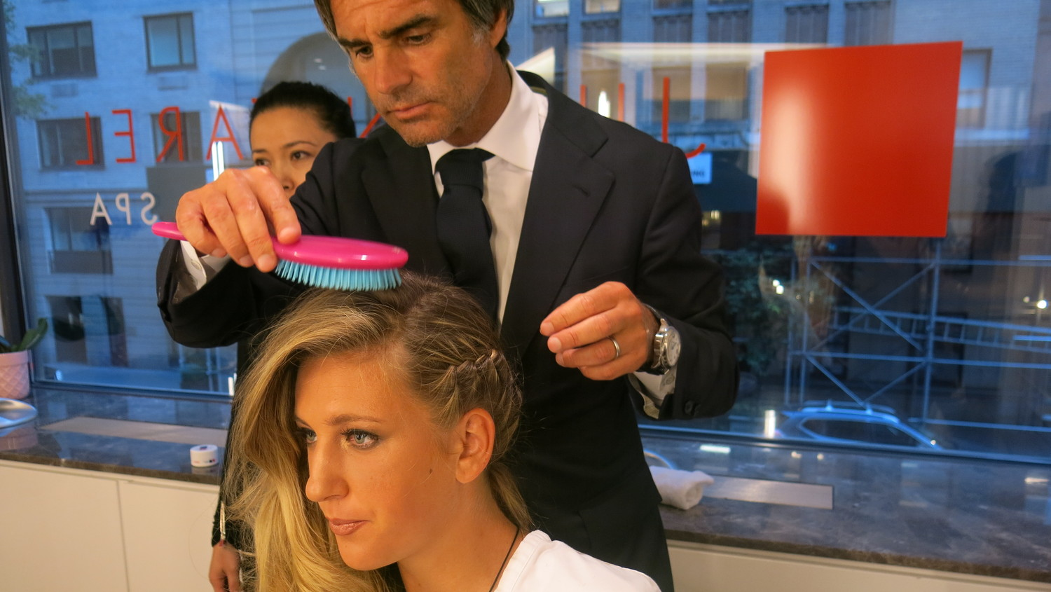 The US Open Hairstylist's Tips for Acing Your Wedding Hair ...