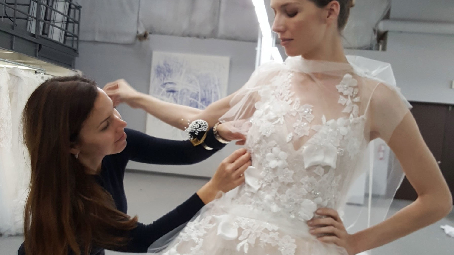 Get a first look at the spring 2017 bridal collections martha