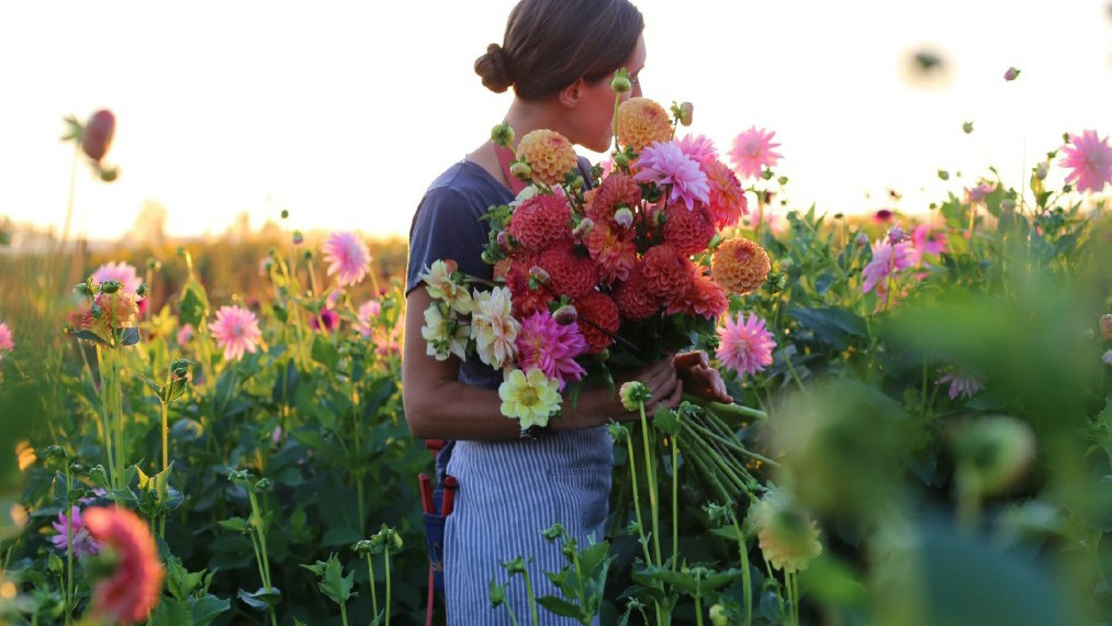 10 Floral Designers Creating Fresh From The Farm Martha