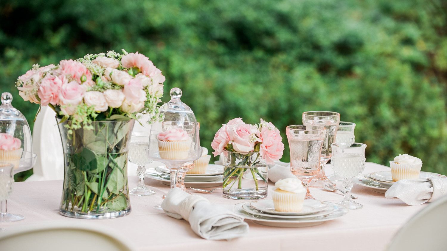 Martha Stewart Weddings: How To Throw The Prettiest Spring Bridal Shower