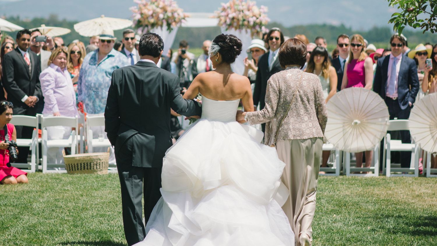 Processional Songs For Wedding Party: Processional Wedding Songs For Making An Entrance