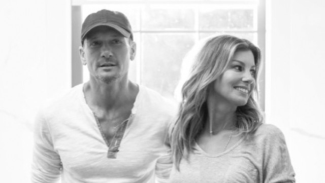 Tim McGraw Wishes Wife Faith Hill A Happy Birthday With