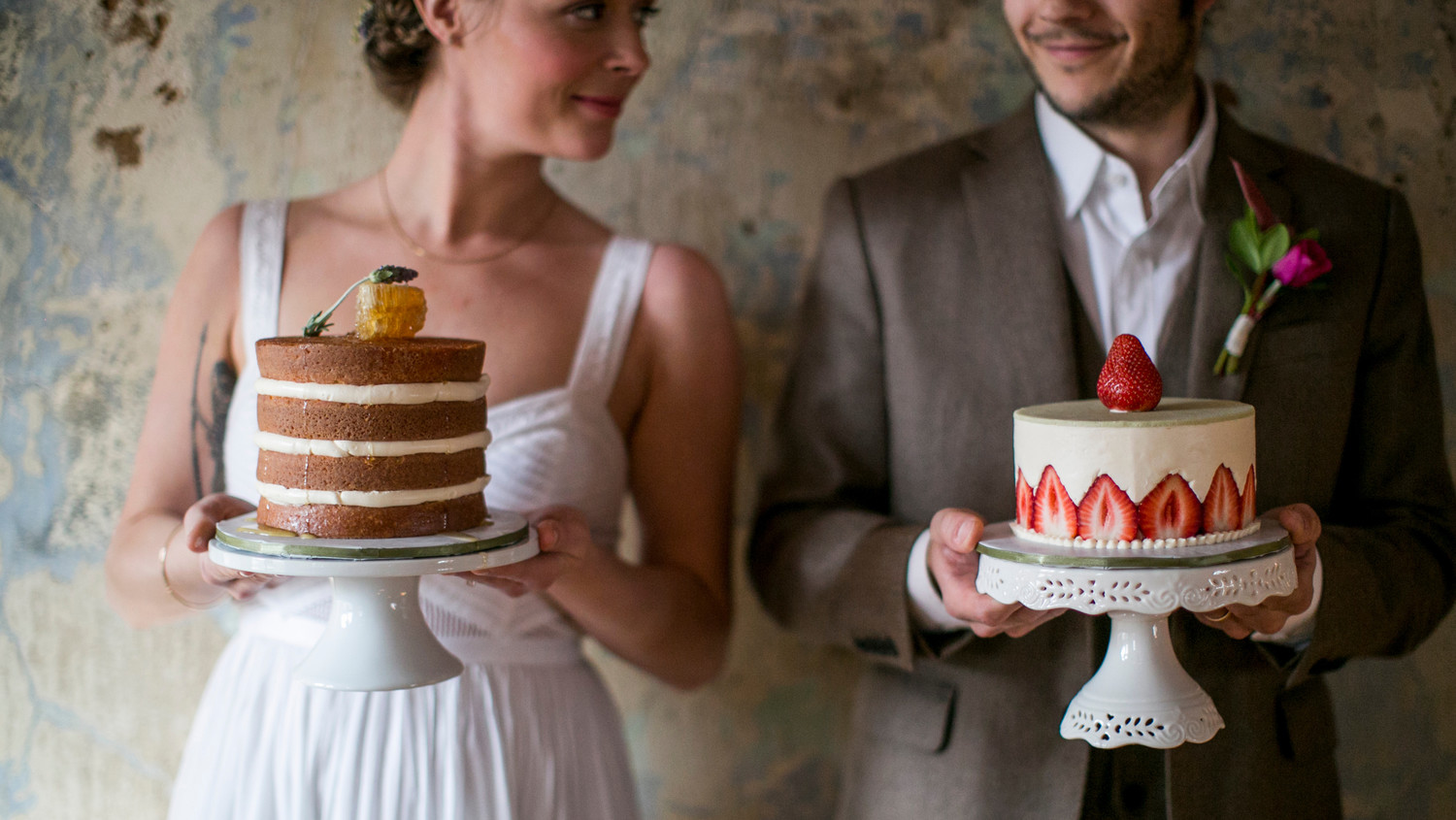 8 Wedding Cake Flavors You Haven't Tried Yet