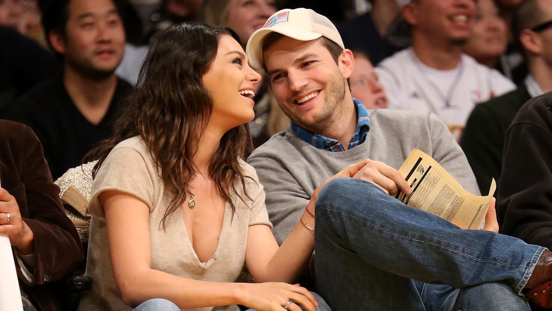 You'll Never Guess Where Mila Kunis Bought Her And Ashton Kutcher's Wedding  Bands  Martha Stewart Weddings