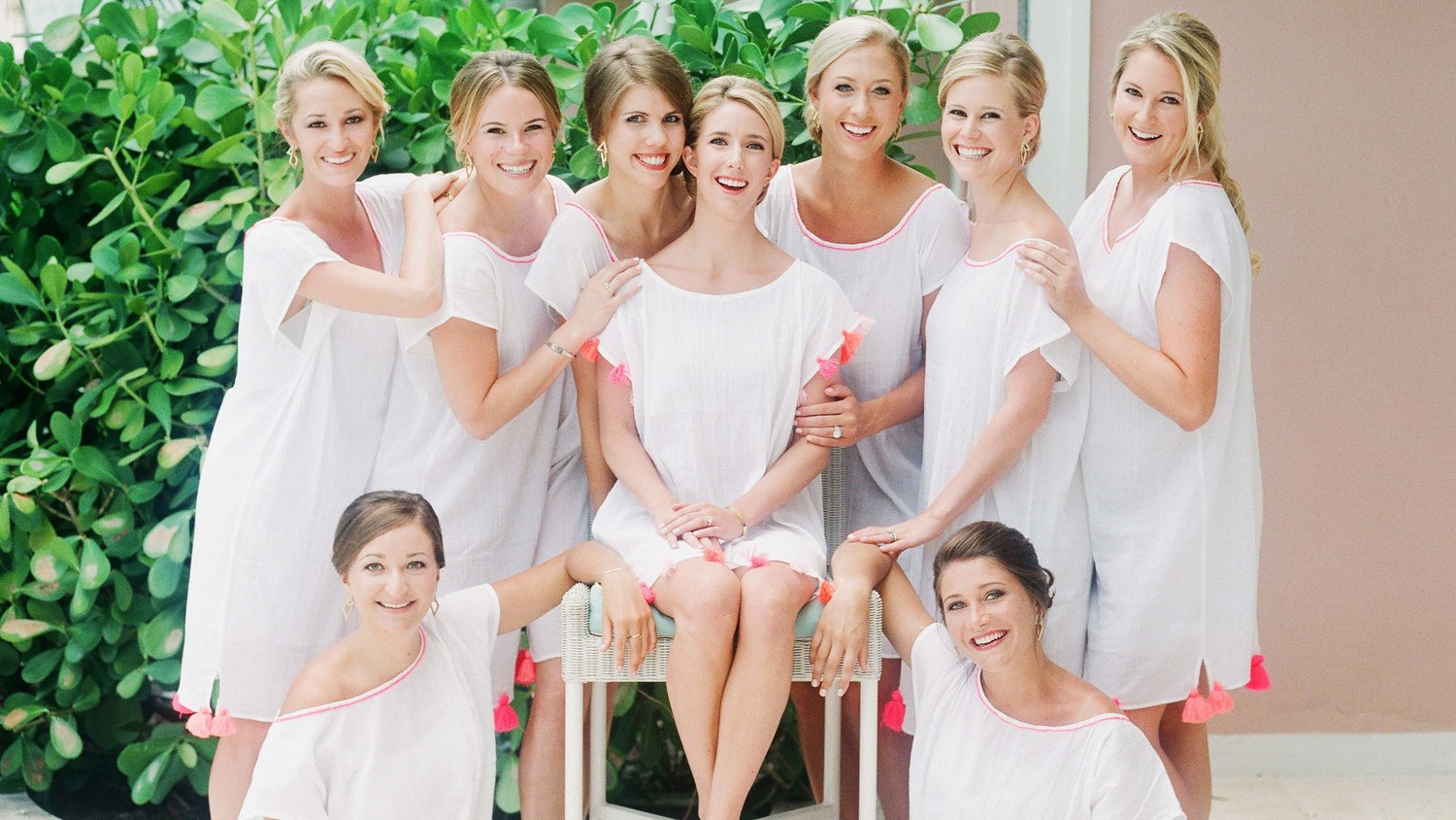 Bridesmaids Robes Alternatives To Set You And Your Maids