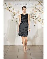 Alvina Valenta, Spring 2009 Bridesmaid Collection