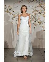 Alvina Valenta, Spring 2009 Bridal Collection