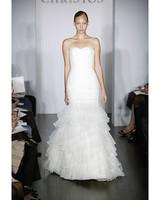 Christos, Spring 2009 Bridal Collection