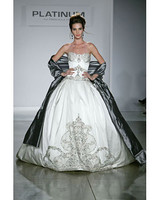 Platinum by Priscilla, Spring 2009 Bridal Collection