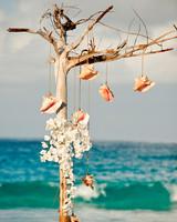 wedding driftwood