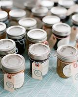 Custom Jars of Jam